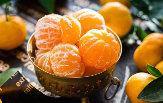 What diseases help prevent eating tangerines every day    Health    magazine