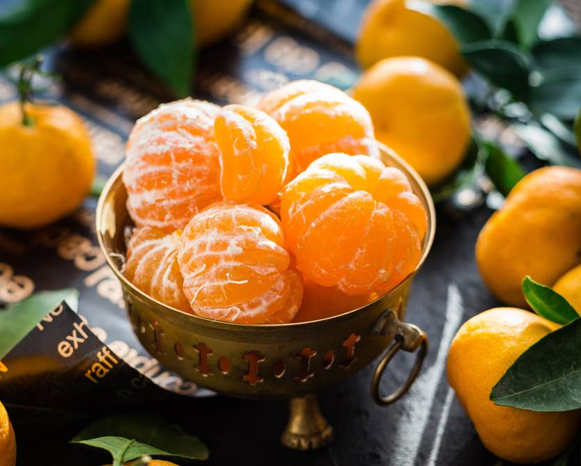 What diseases help prevent eating tangerines every day |  Health |  magazine