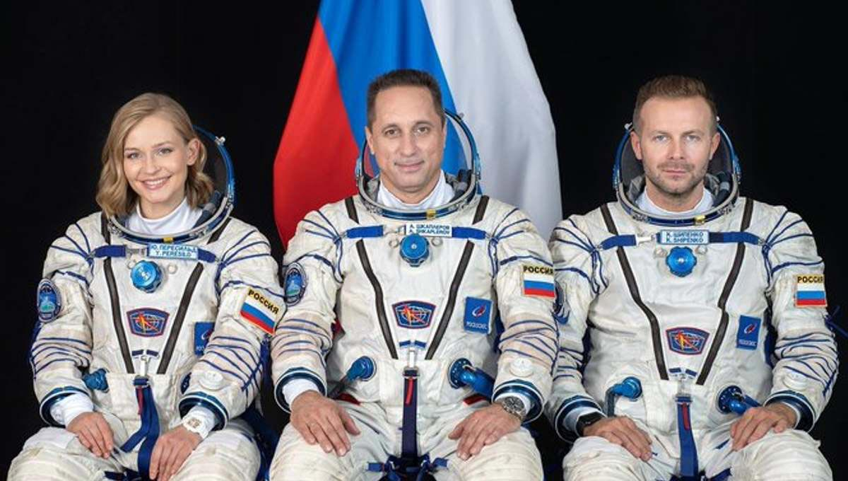 Russia will shoot a movie in space!