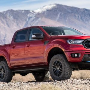 The small Ford Ranger outperforms the huge Toyota Tundra in cargo capacity