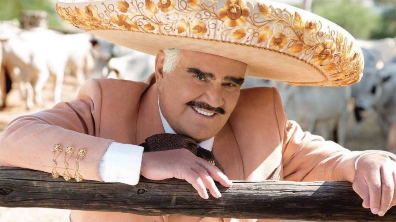 How has Vicente Fernandez's health changed after nearly two months of hospitalization?