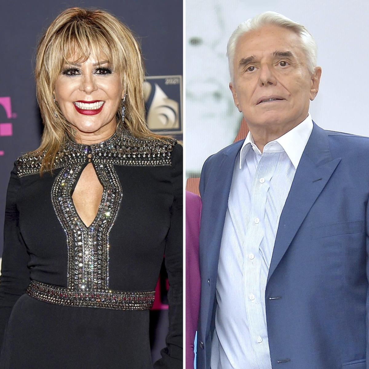 A strong reaction from Alejandra Guzman to the announcement that her father will condemn his daughter in the United States!