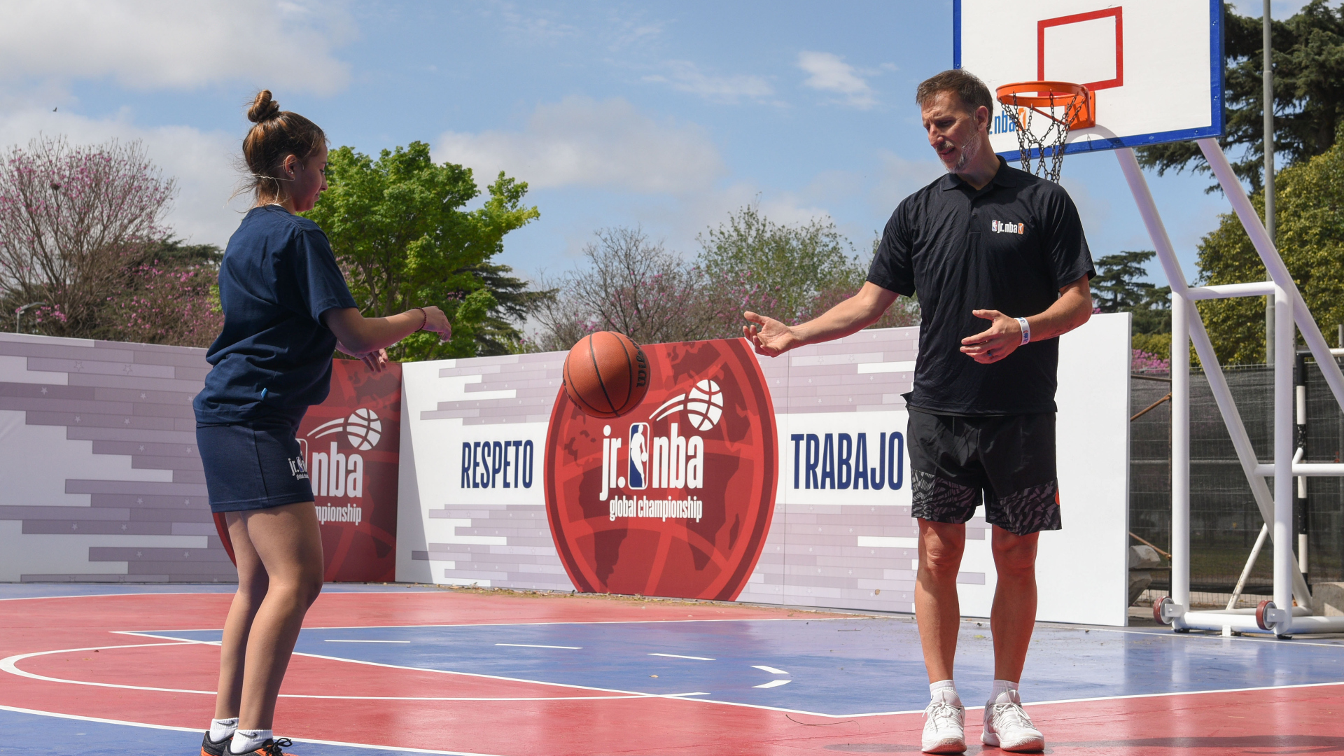 Junior NBA continues to help develop basketball in Latin America    NBA.com Mexico