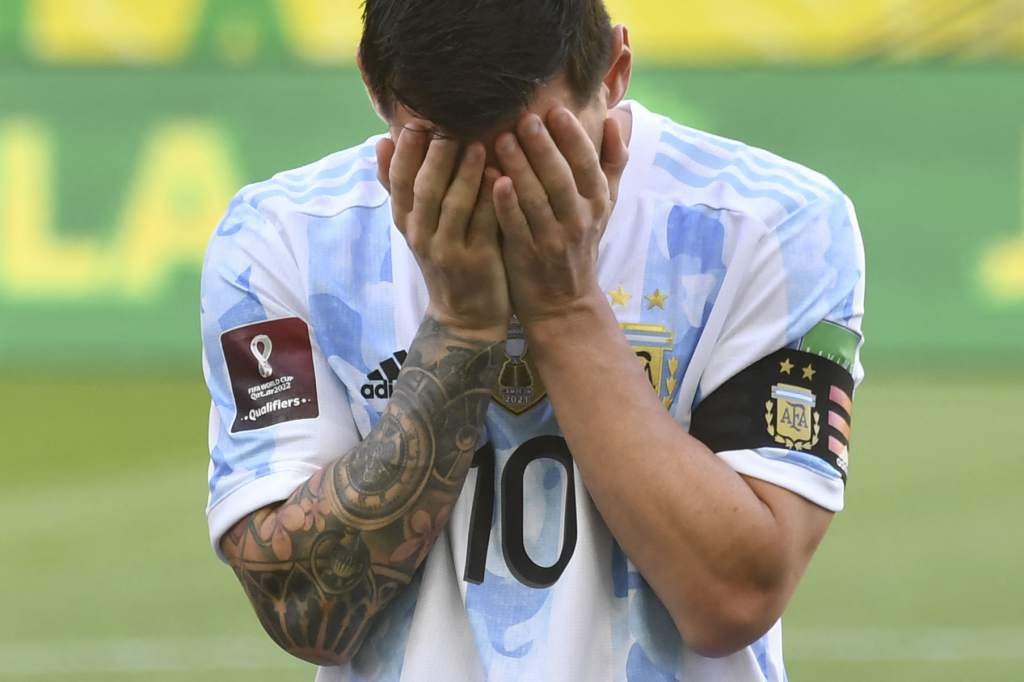 A difficult statement: The Brazilian Confederation announced after the suspension of the Brazil-Argentina match – ten