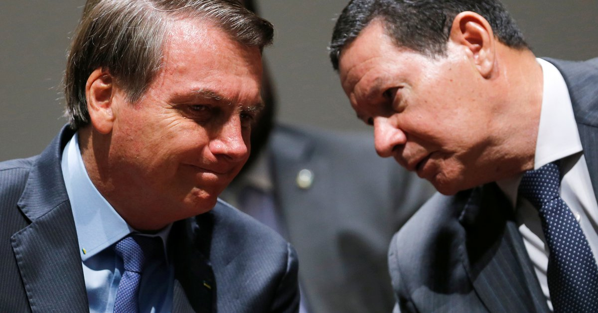 """After a week of tension in Brazil, the vice president asserted that """"there is no room for institutional collapse""""."""