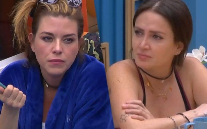 Alicia Machado kisses Celia Laura on the mouth and raises controversy in 'La Casa de los Famosos'