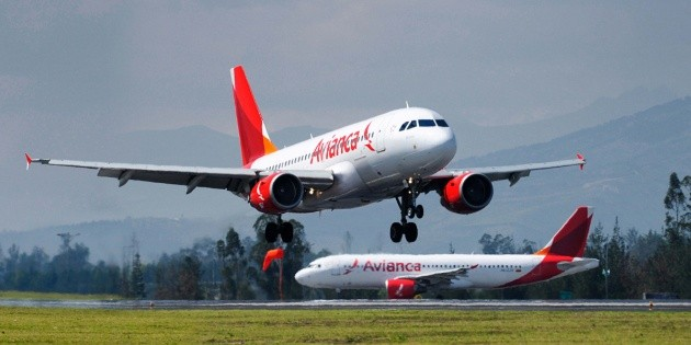 Avianca announced five new itineraries to the US