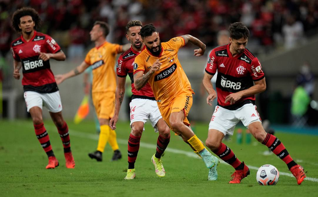Barcelona SC vs.  Flamenco: Tables and Channels to Watch the Second Phase of Copa Libertadores    Football    Sports