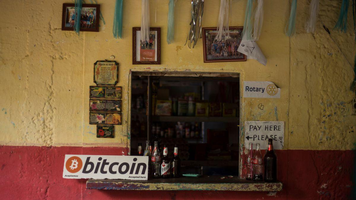 Bitcoin in El Salvador: Save Who Can |  Economie