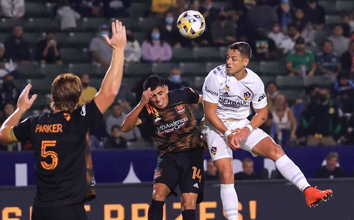 Chicharito Hernandez finds purpose again with LA Galaxy |  Video