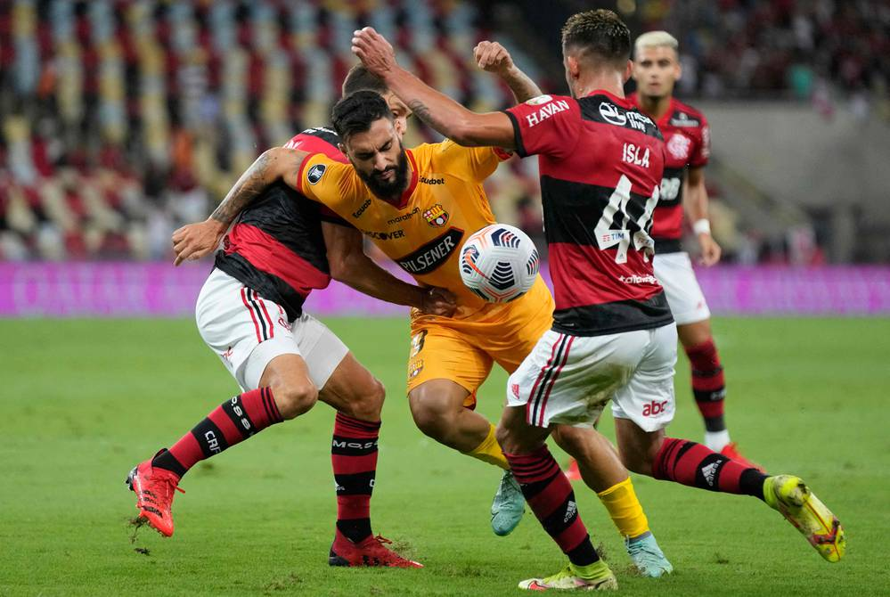 Copa Libertadores: Against Barcelona SC.  Flamenco can be found live on Facebook Watch |  Football |  Sports