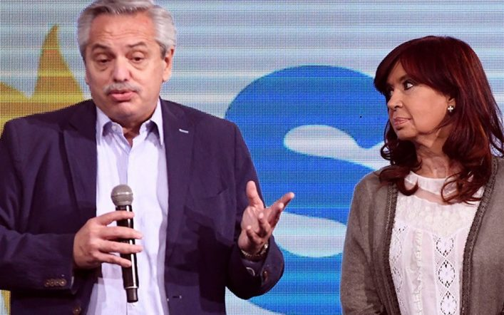 Crisis in the Argentine government: the officials who responded to Cristina Kirchner submitted their resignations to President Alberto Fernandez