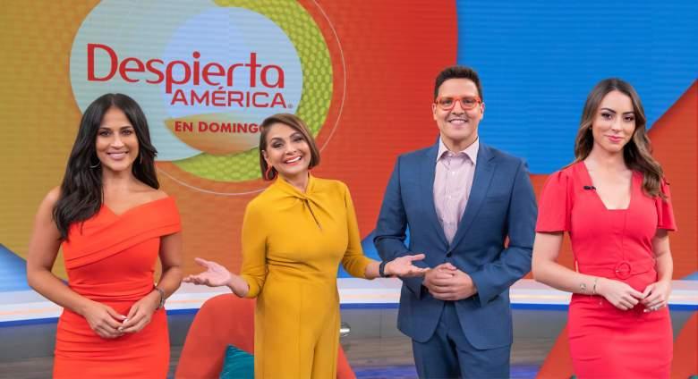 """Despierta América"" airs every Sunday"