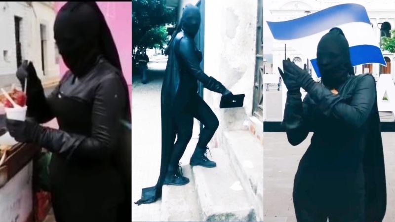 Did Kim Kardashian walk in El Salvador?  These videos may be proof