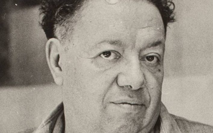 Diego Rivera: She is the beautiful and talented granddaughter of the famous Mexican muralist