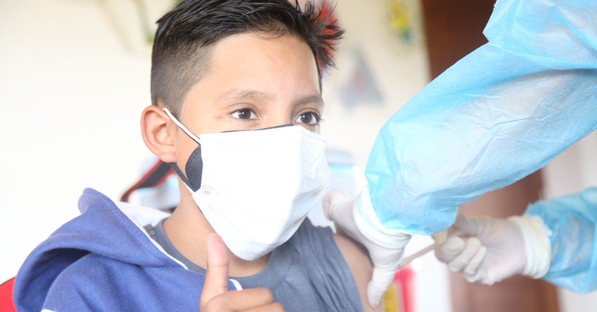 Ecuador begins Monday to vaccinate minors aged 12-15 against COVID-19: 'We want to expand herd immunity'