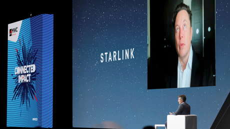 Elon Musk announces the launch date of the Starlink satellite network for the Internet