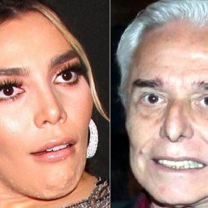 Enrique Guzman is preparing a lawsuit against his granddaughter Frida Sofia