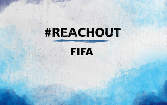 FIFA is committed to raising awareness of mental health