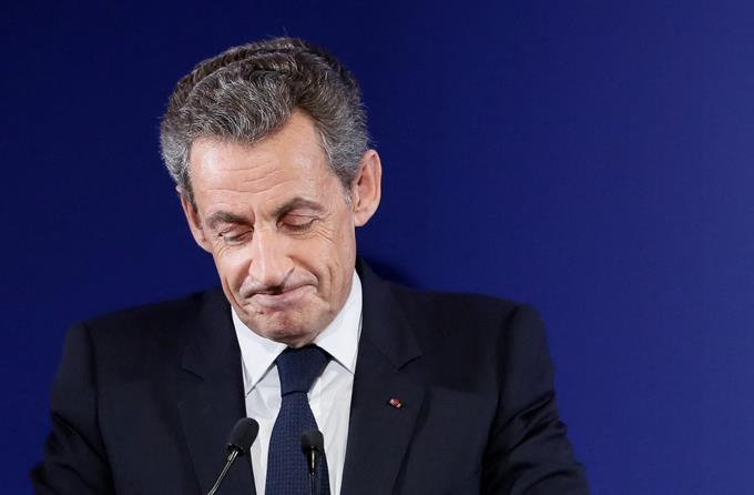Former French President Sarkozy, guilty of financing an illegal campaign