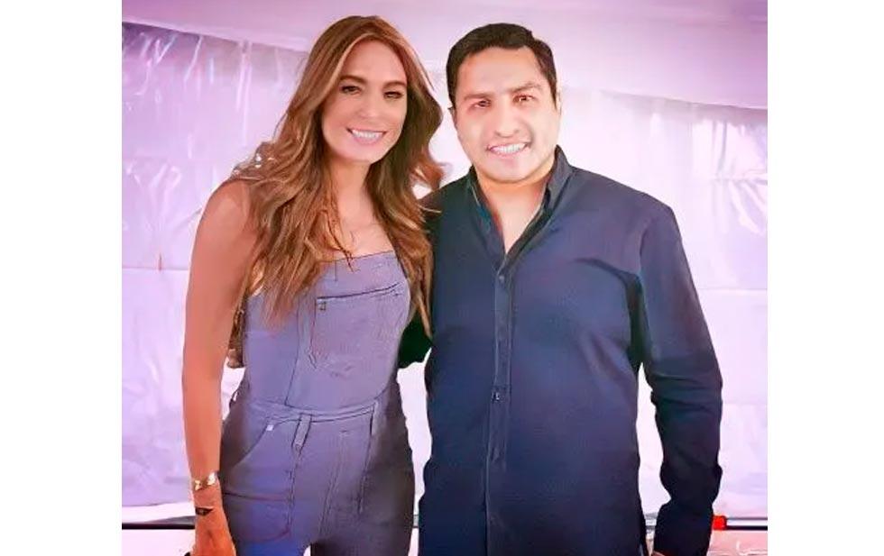 Galilea Montejo invites Joleon Alvarez to 'throw a leg'