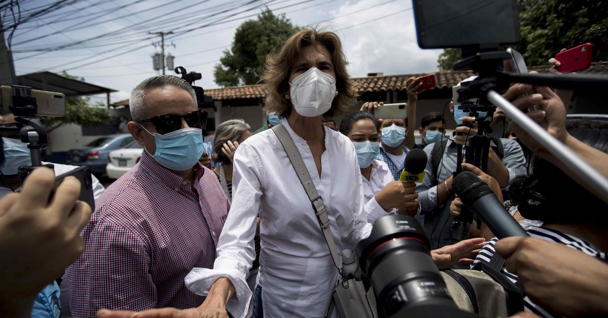 Harassment in Nicaragua: Presidential candidate Christiana Zamoro faces trial