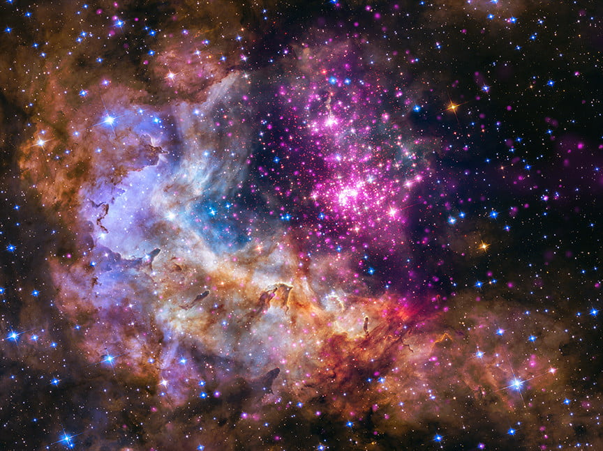 Hear the sounds of space with these Chandra sounds