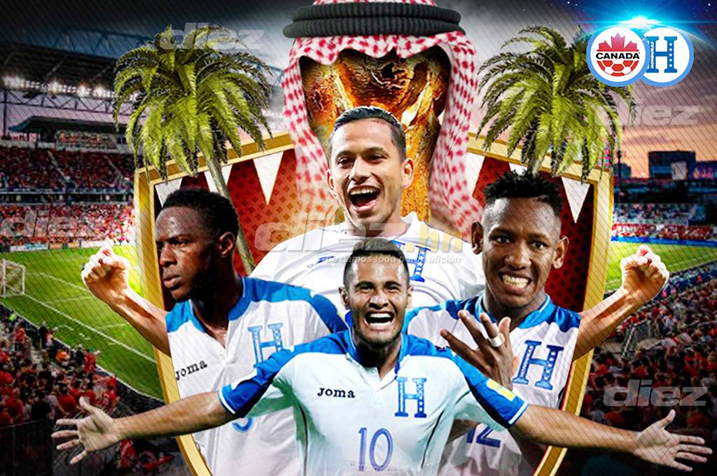 Honduras begins the dream of the World Cup in Canada!  Time, stadium and news in headline 11 – ten
