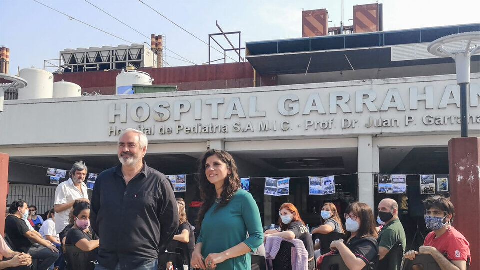 Honoring the health workers in Garhan Hospital    The first line in the face of the pandemic