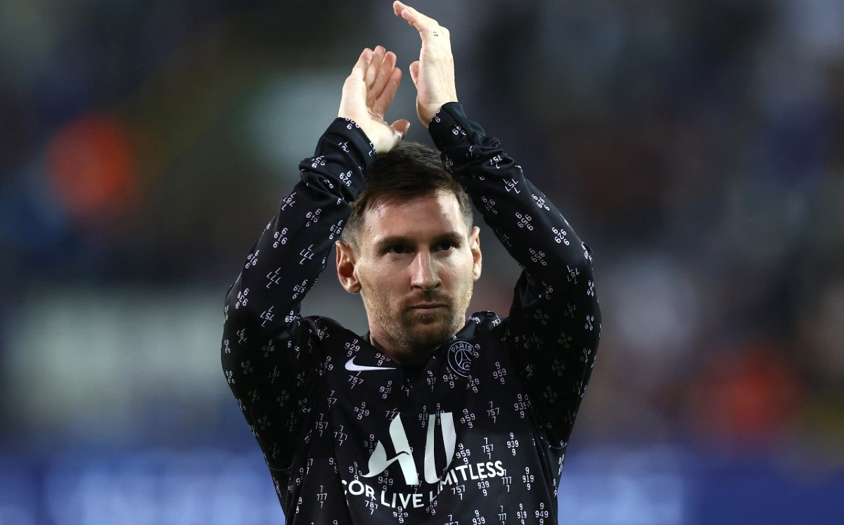 How much will Messi earn if he reaches the third with Paris Saint-Germain?