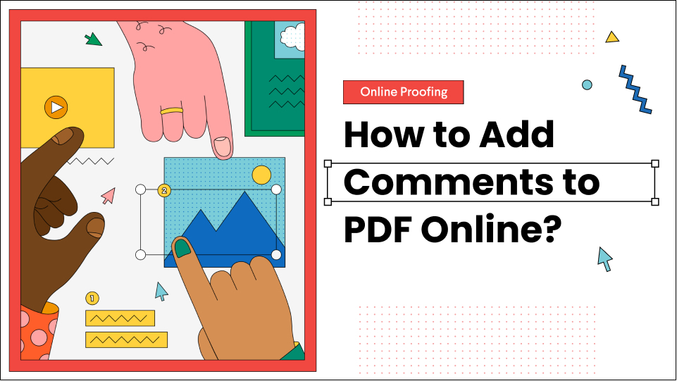 Add Comments to PDF Online