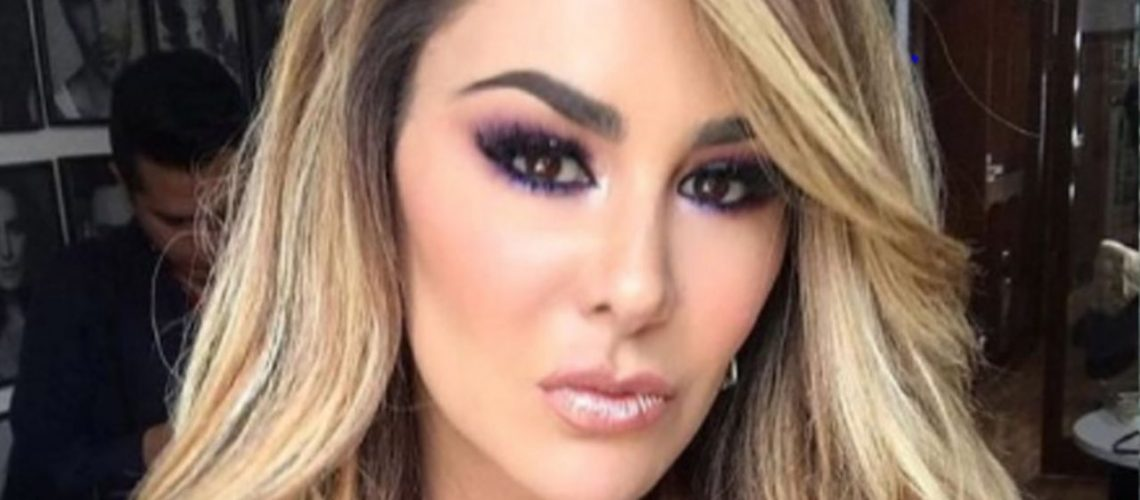 """How violent!  Ninel Conte attacks a popular singer in the middle of a live show: """"He wanted to lie down"""""""