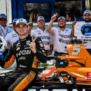 IndyCar.  What does it take for Poto Overd to be a champion?