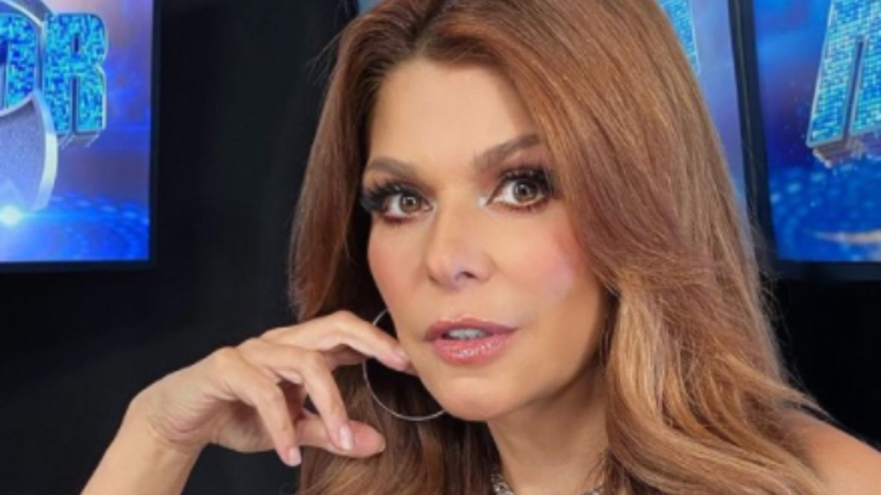 """Itati Cantoral surprises with a dazzling change in her appearance in """"El Retador"""" 