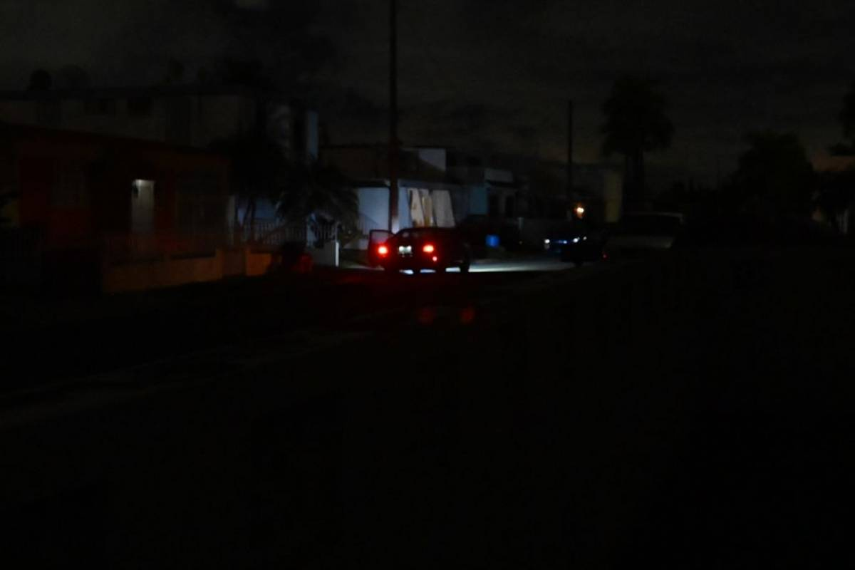 LUMA reported power outages due to under-generation