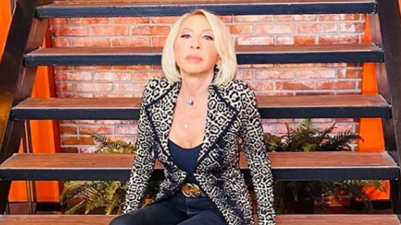 Laura Pozzo flees to Panama and when she gets to Mexico she'll go to jail, and they're presiding over the day: VIDEO