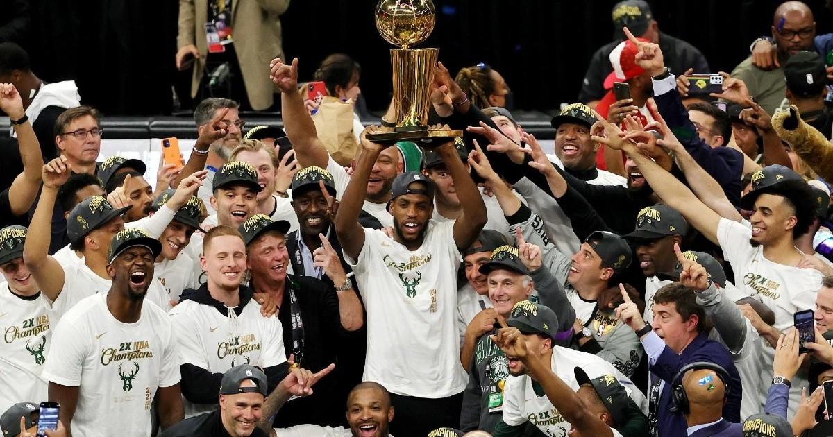 Milwaukee Bucks make NBA history by making an unprecedented decision
