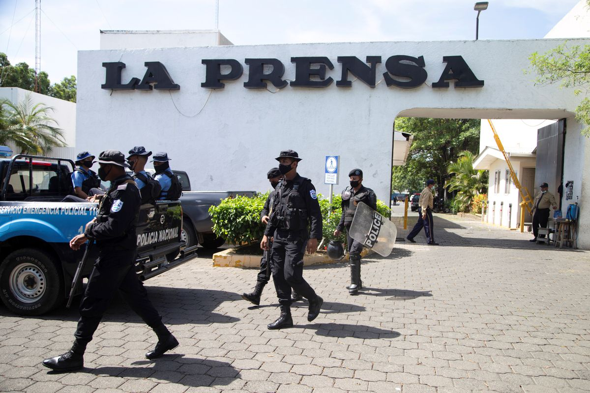 Nicaragua: La Prensa fired more than half of its workers because of the persecution of Daniel Ortega    international