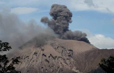 Nicaragua alert: Telica volcano records volcanic activity