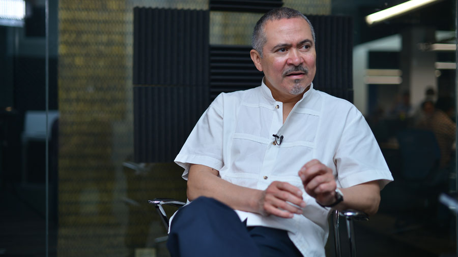 Oscar Chacon says: 'Bitcoin is a challenge for Salvadorans in the US'