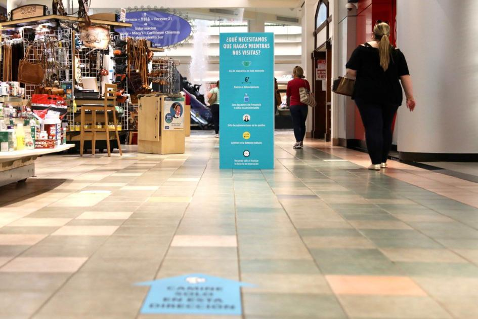 Plaza Las Americas announces the arrival of new stores and restaurants |  Aharon