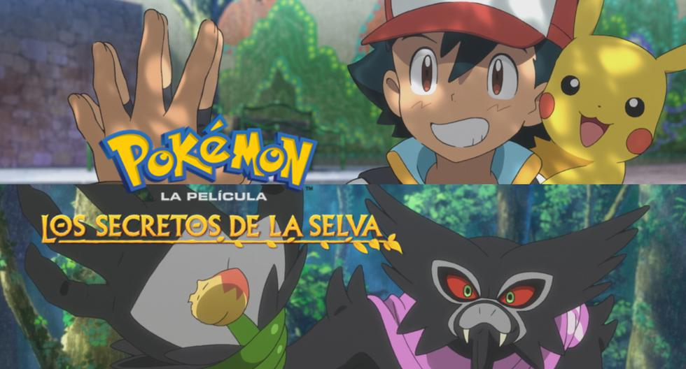 """""""Pokémon: The Secrets of the Jungle"""" will be shown on Netflix on October 8 