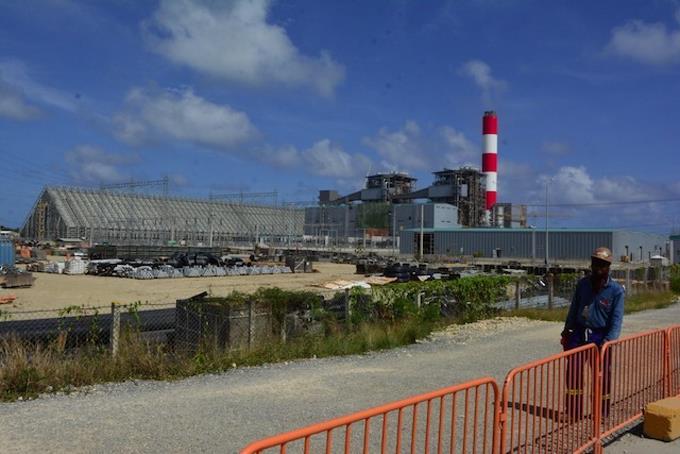 Punta Catalina is running at 670mg and expects 60,000 tons of coal tomorrow