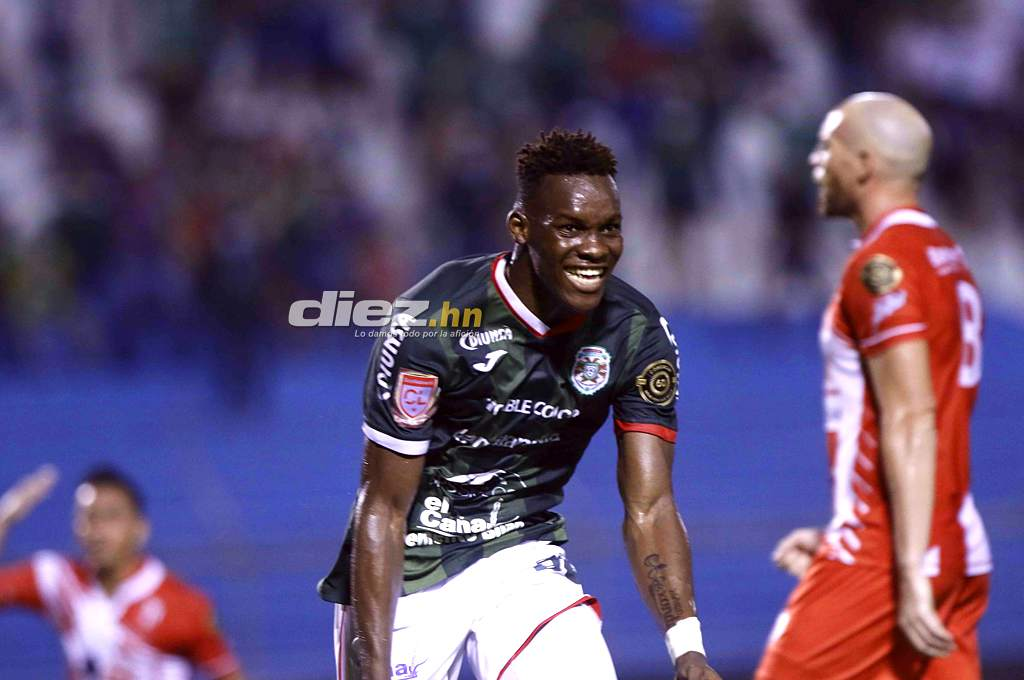 Real Esteli Marathon hits first and touches the quarter-finals of the CONCACAF League 2021-10