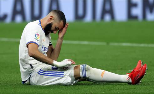 Real Madrid loses to Bernabeu and clashes with Villarreal for the Spanish League