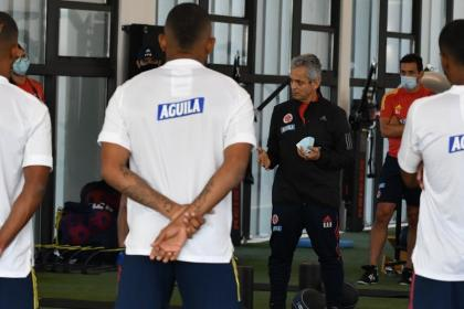 Reinaldo Rueda talks about Colombia and Bolivia in La Paz    Qatar 2022 qualifiers news    Colombia Choice