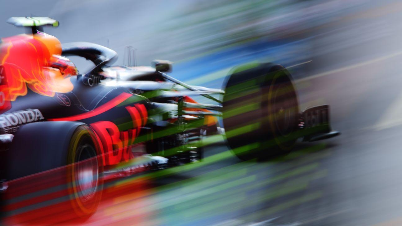 Seko Perez launches ninth in Sochi Russian GP