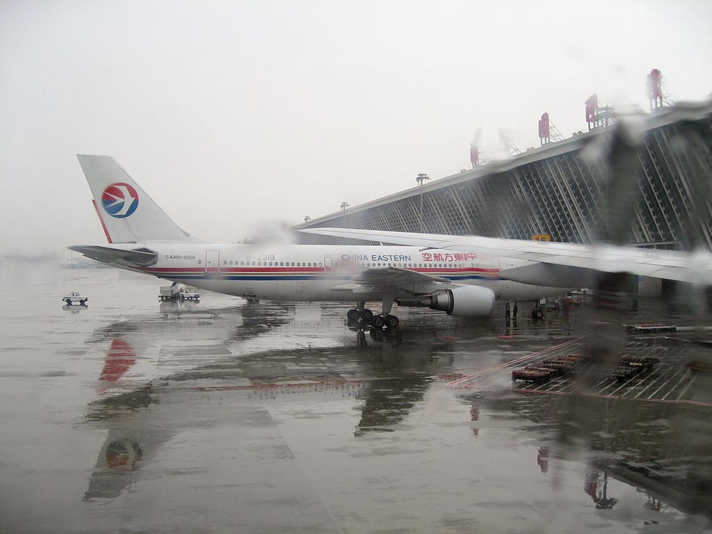 Shanghai closes airspace over Typhoon Chanthu