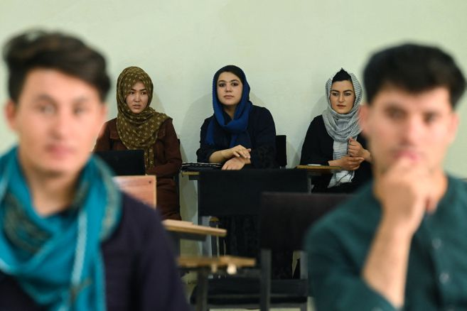 Taliban conditions for Afghan women if they want to go to university