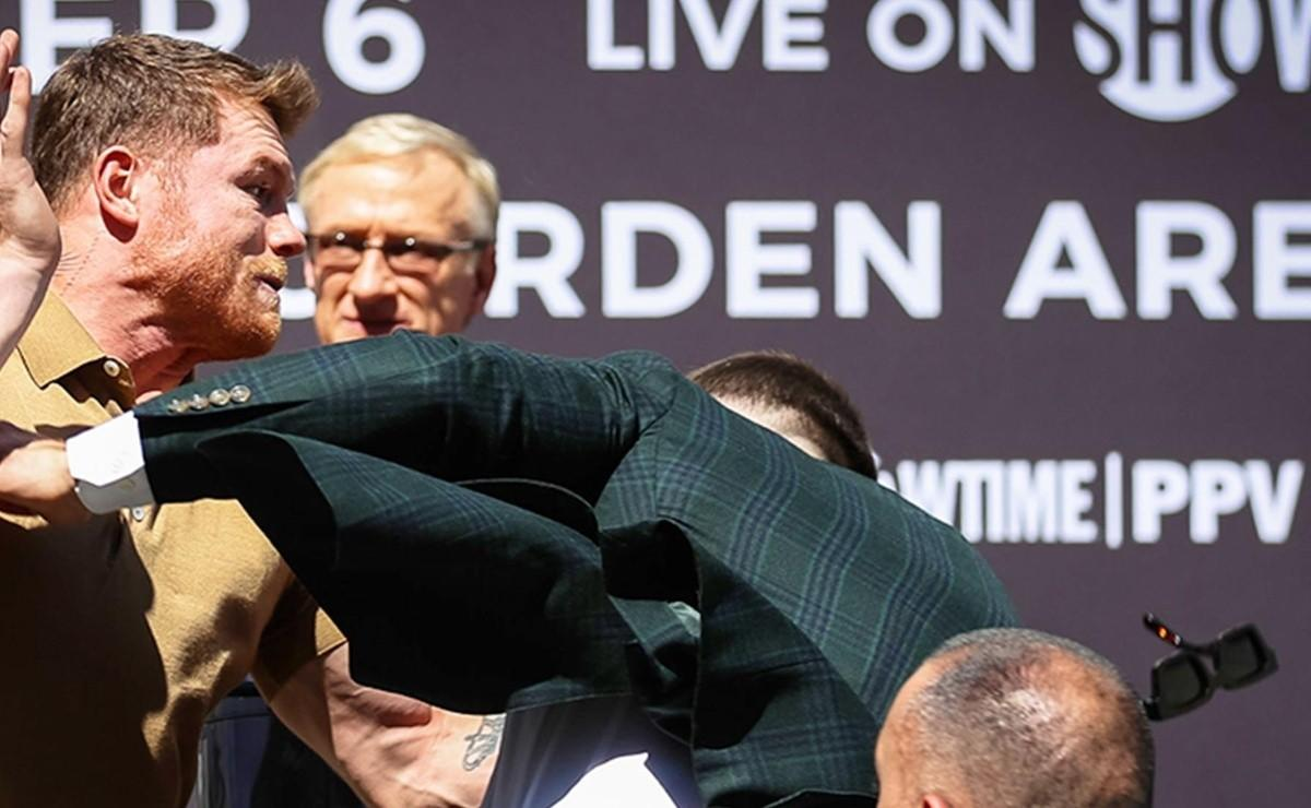 The Canelo Alvarez coup could cost Caleb Plant a fortune